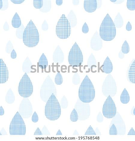 abstract textile blue rain