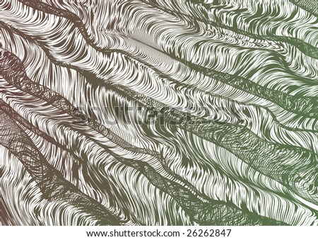 Abstract texture background of diagonal dingy folds