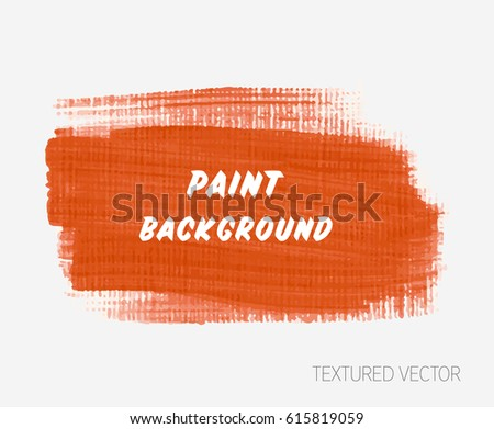 abstract textured brush paint