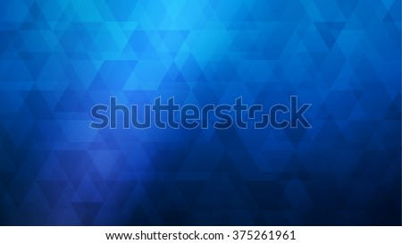 Abstract textured polygonal background. Vector blurry triangle background design.