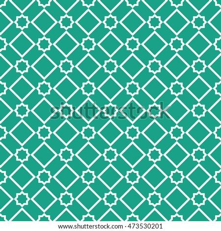 abstract tile pattern seamless