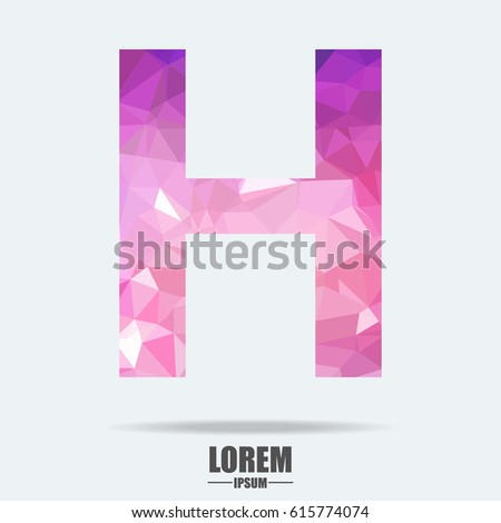 5623d0f3a Vector Images, Illustrations and Cliparts: Abstract trend polygon ...