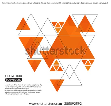 stock-vector-abstract-triangles-background-vector-geometric-background
