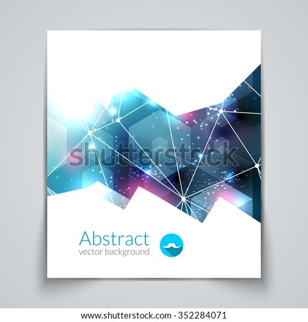 abstract triangular 3d