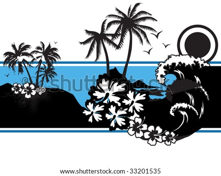 tropical wallpaper. tropical background,
