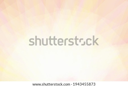 Abstract unsaturated very light warm orange textured background. Minimal vector graphic pattern Stock fotó ©