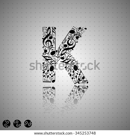 abstract vector alphabet  k