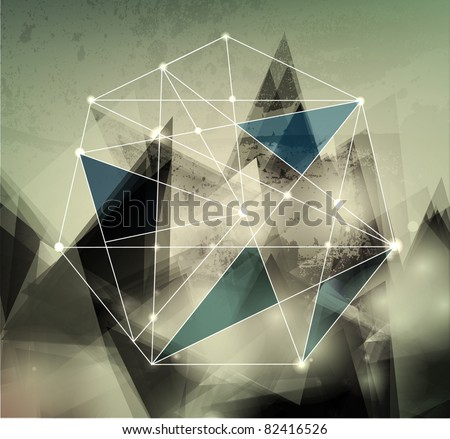Stock Photo abstract vector background