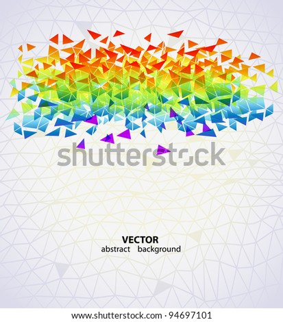Abstract vector  background #94697101