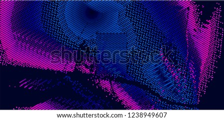 abstract vector background-Dot Graphics #1238949607