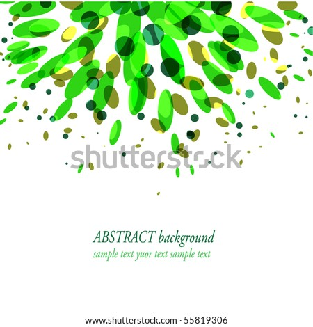 Abstract vector background 10 eps