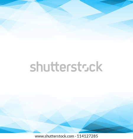 Abstract vector background. Template for style design. EPS 10 vector illustration. Used opacity mask of background - stock vector