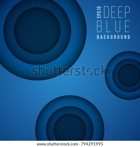 abstract vector background with