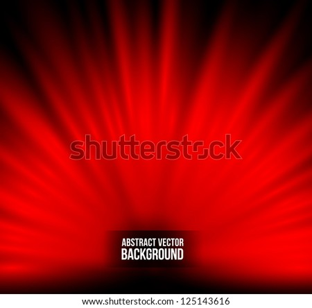 abstract vector backgrounds red