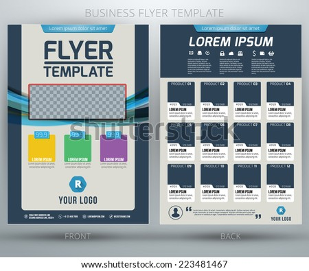 Flyer Background Download Free Vector Art Stock Graphics Images