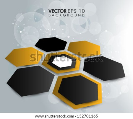 Abstract Vector Design eps 10