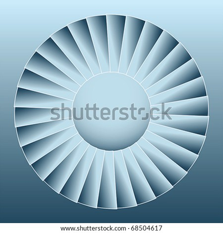 abstract vector design of