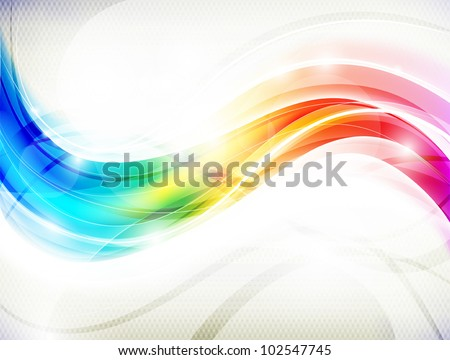 abstract  vector design with
