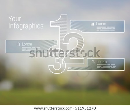 abstract vector graphics shapes