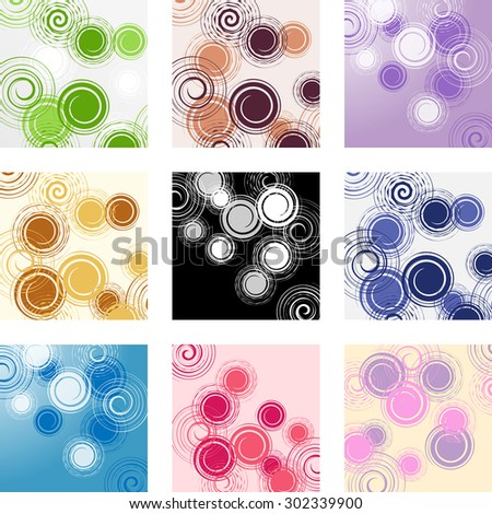 abstract vector image abstract