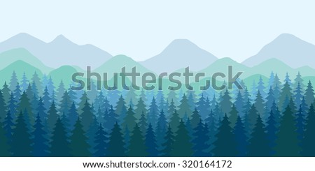 abstract vector image of