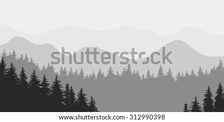 abstract vector image of the