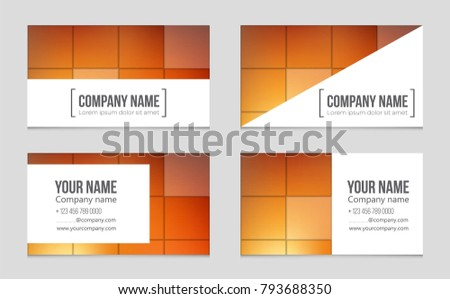 Abstract vector layout background set. For art template design, list, front page, mockup brochure theme style, banner, idea, cover, booklet, print, flyer, book, blank, card, ad, sign, sheet, a4. #793688350
