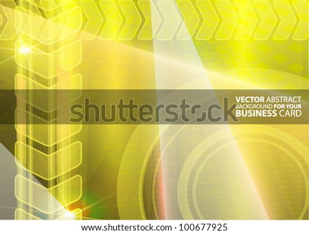 Abstract vector light background