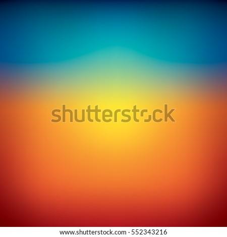 Stock Photo Abstract vector mesh background, color gradient, vector wallpaper