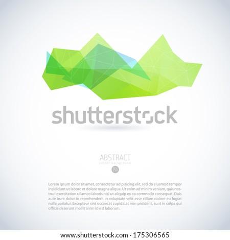 abstract vector modern