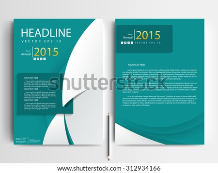 Coreldraw brochure design templates free download for Coreldraw brochure templates