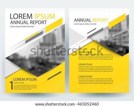 business brochure flyer design download free vector art stock