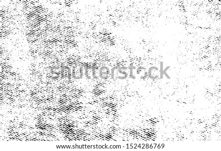 Abstract vector noise. Grunge texture overlay with rough and fine black particles isolated on white background. Vector illustration. EPS10.