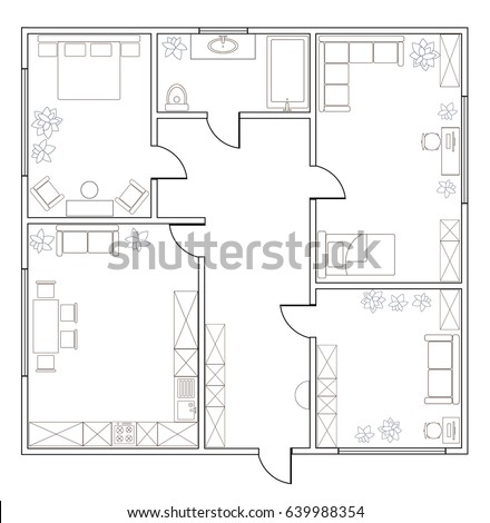 Birdhouse Wood Plans together with 2 Story House Plans Home Design Image 88e35993e8a08fa1 additionally Ec012 ground moreover Front Porch Plans moreover Kb Home Plan 2183. on 1 bedroom house plan free download