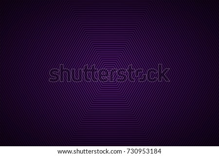 purple and black design