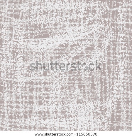 abstract vector seamless pattern in grunge