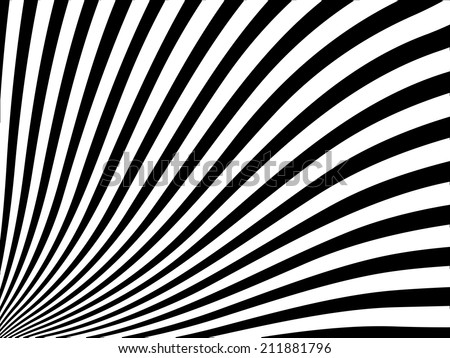 abstract vector striped