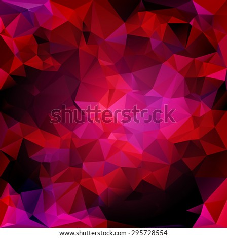 abstract vector triangulated
