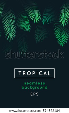 abstract vector tropical