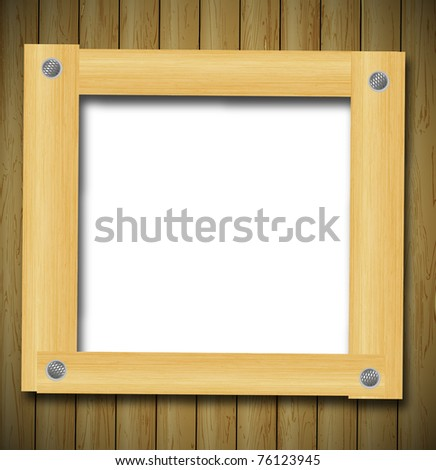abstract vector wood background