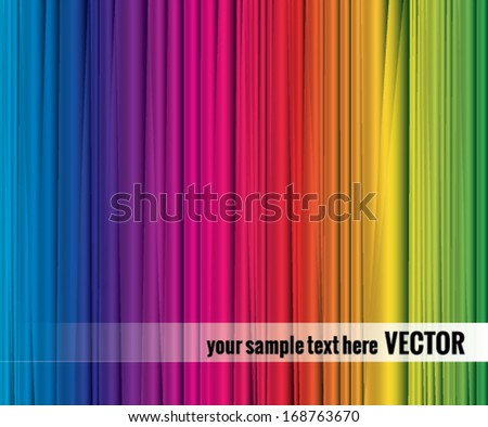 abstract veil background with