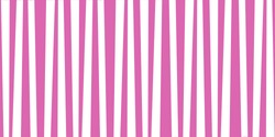 Abstract vertical striped pattern. Pink and white cute baby print. Background for wallpaper, web page, surface textures. Vector illustration, banner, poster, template for greeting card, scrapbooking