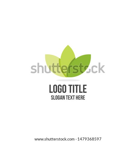 Abstract vibrant tree logo design for company.