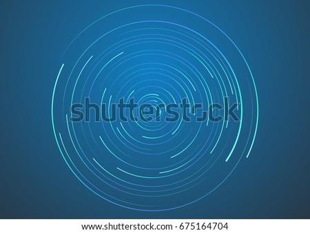 abstract vortex  circular swirl