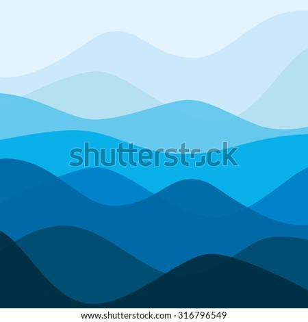 abstract water nature landscape