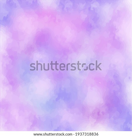 Abstract watercolor background, purple stains, purple background, abstract background, lilac texture Stock photo ©