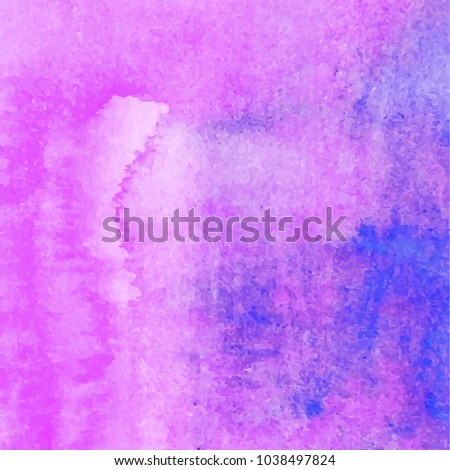 abstract watercolor galaxy sky