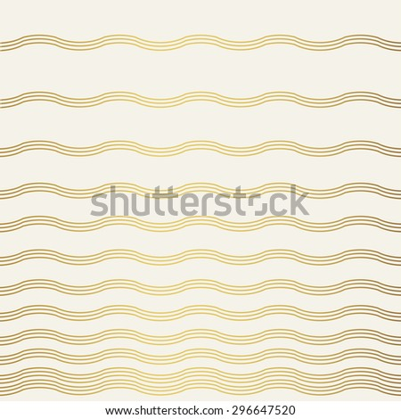 abstract wave geometric pattern