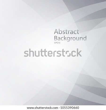 Abstract white and gray Background with copy space #1055390660