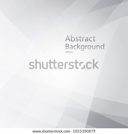 Abstract white and gray Background with copy space #1055390879
